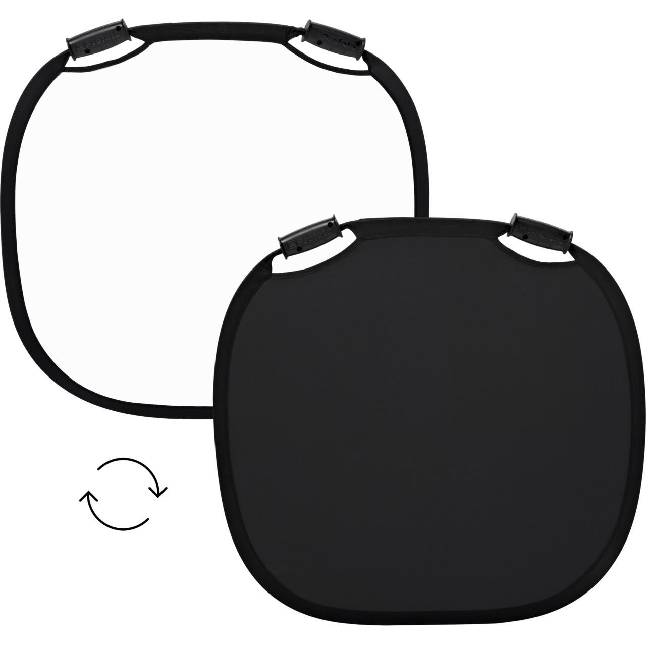 Profoto Collapsible Reflector White/Black M - 5€ Day/Unit