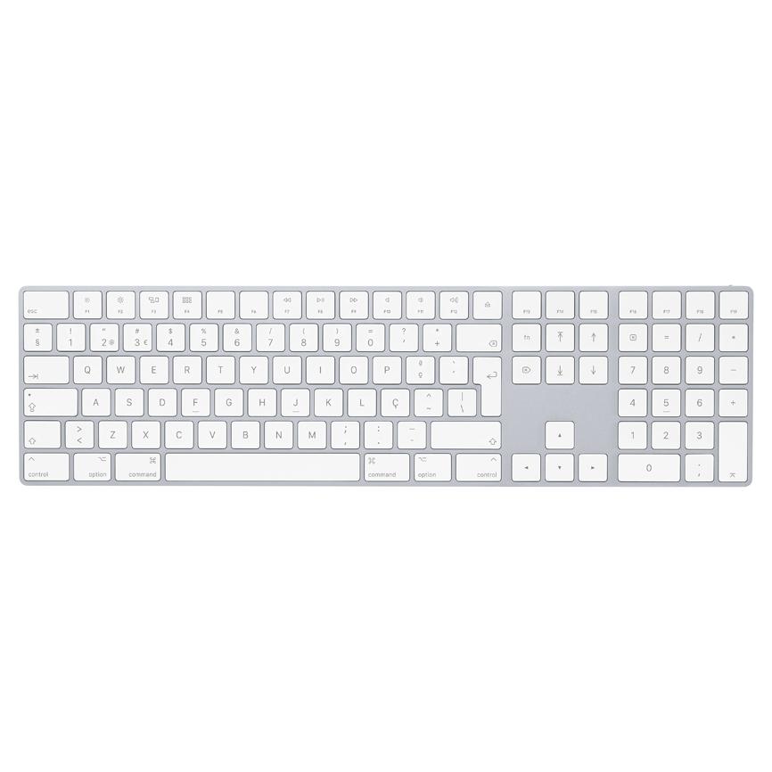 Apple Numeric Keyboard - 10€/Day