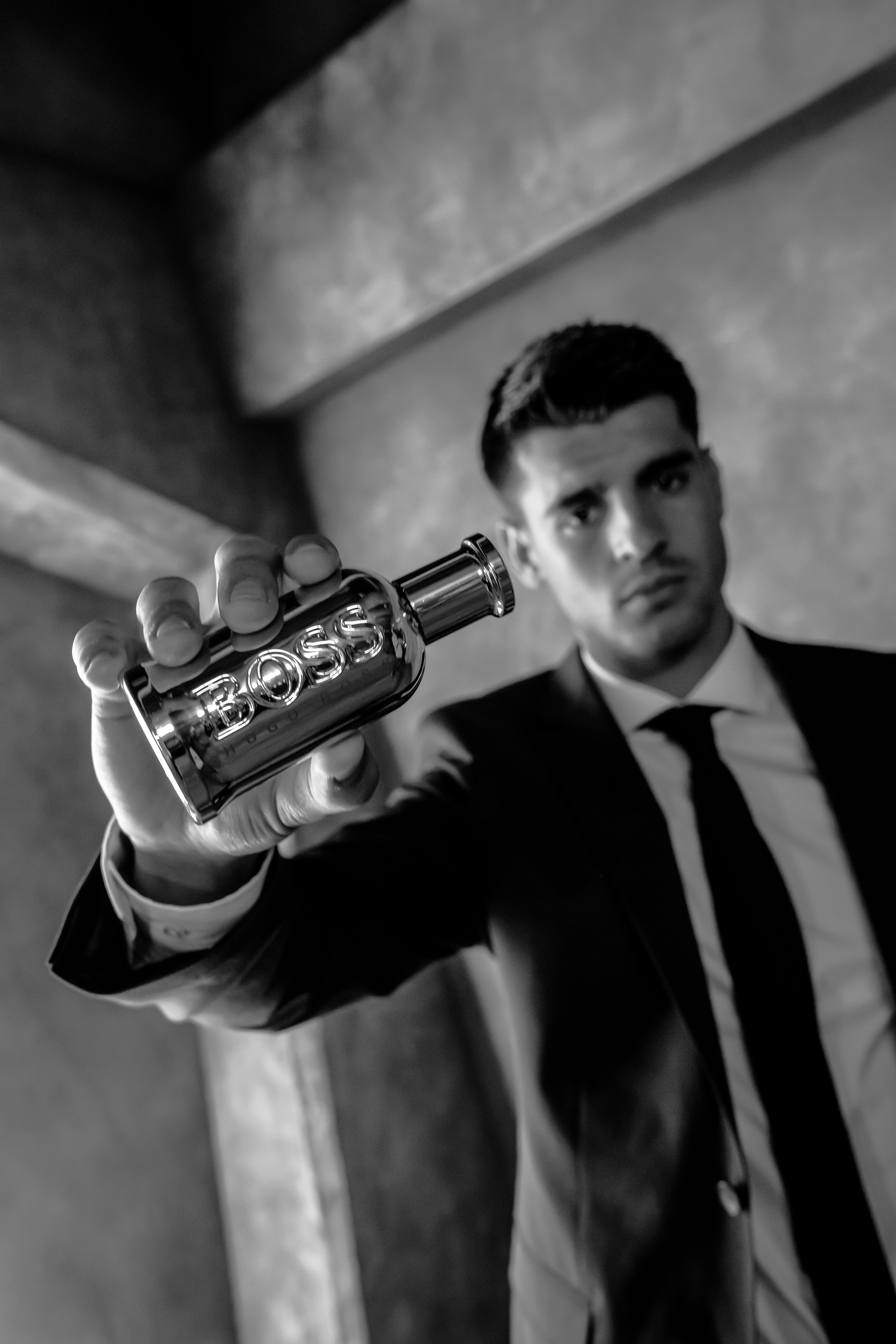 Hugo Boss - Alvaro Morata Bottle