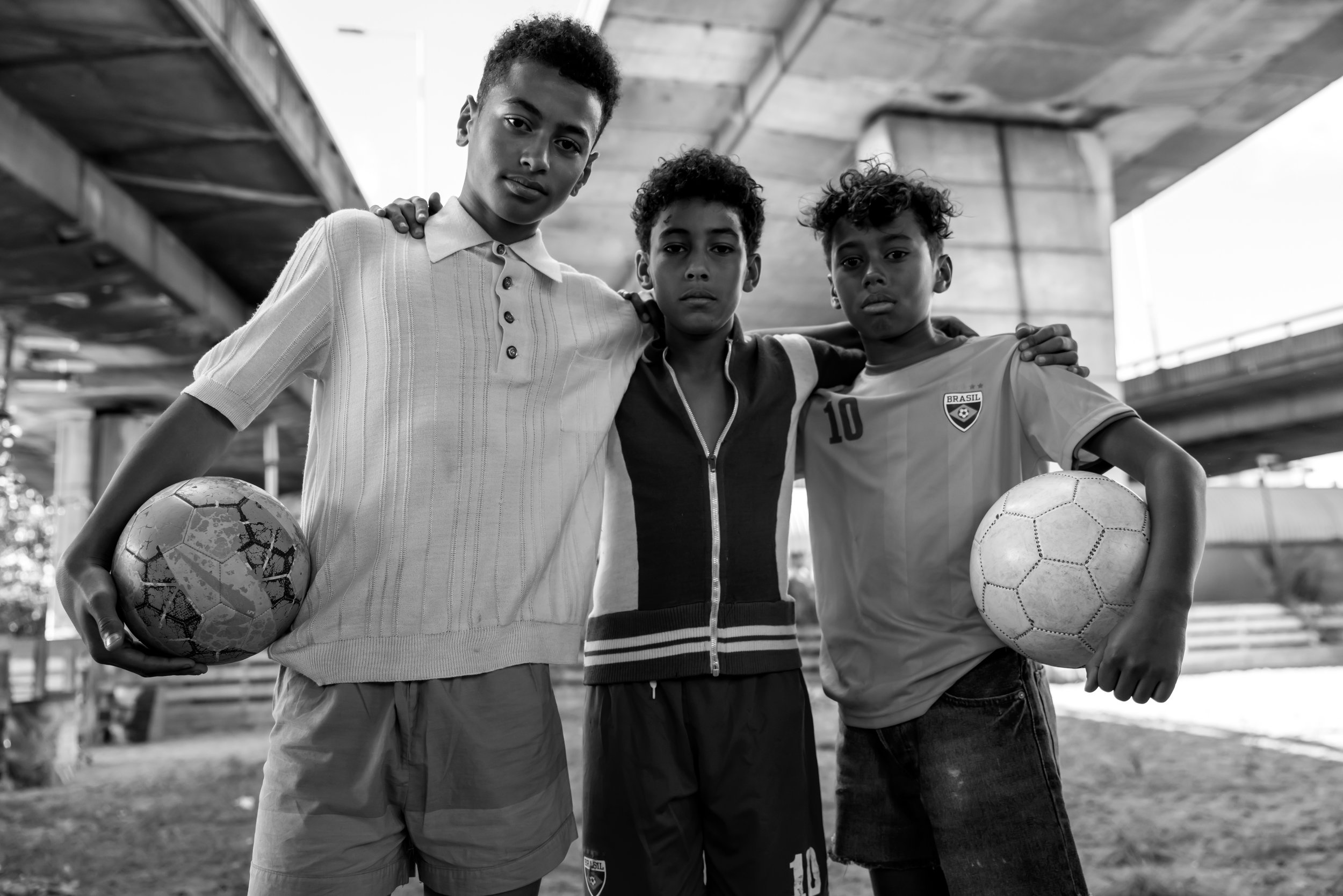 Hugo Boss United - Kids Brazil