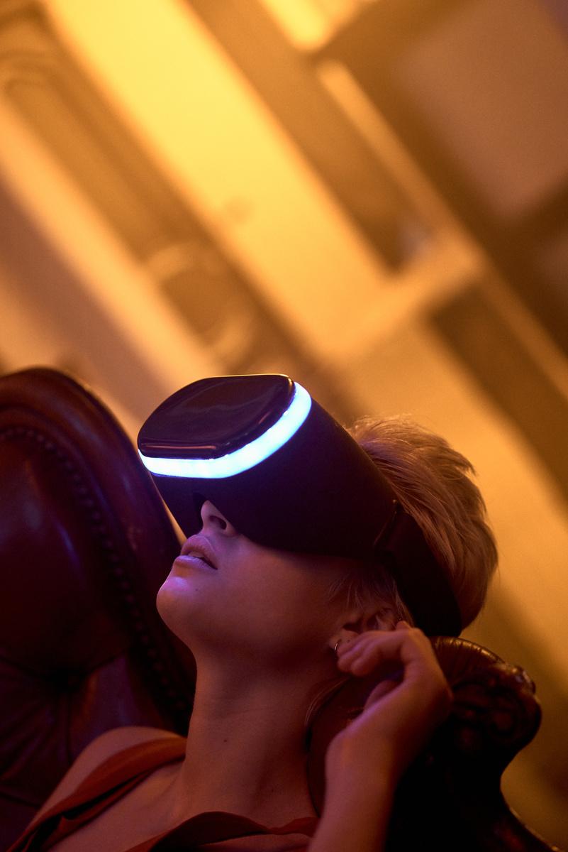 Skyn - Virtual reality