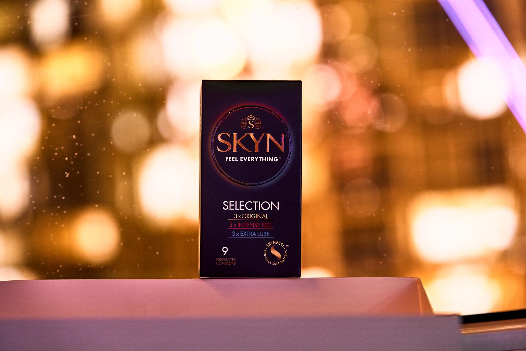 Skyn - Bedroom Creative Packshot