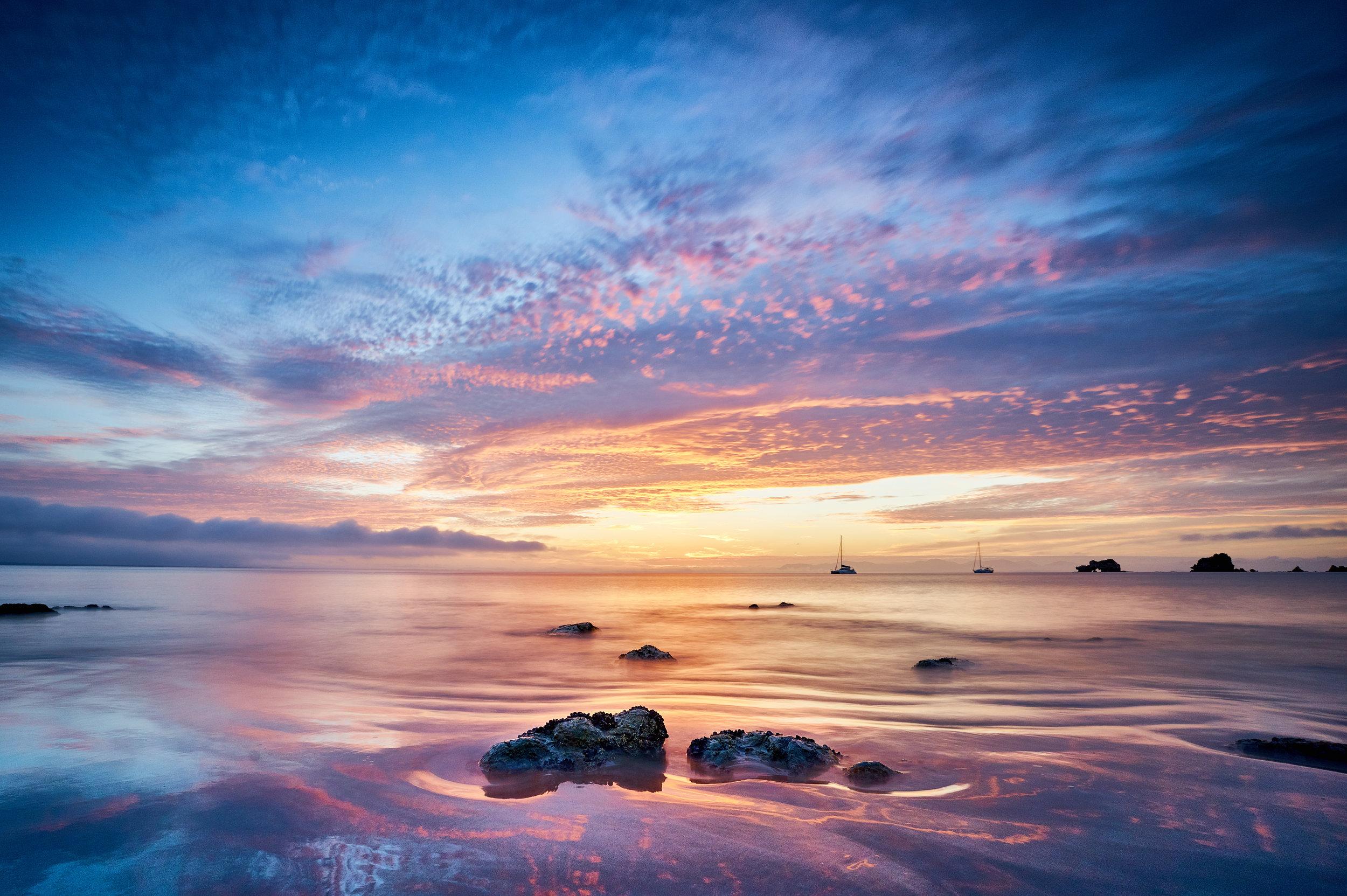 Waratah Bay at dawn