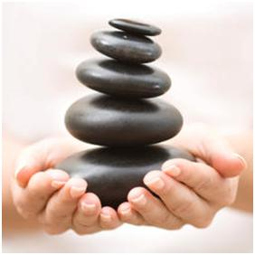 Volcanic Hot Stone Full Body Massage** £80 75 mins - Indulge in a top to toe full body massage using warm stones to give a deeply relaxing and effective massage to ease out tension and destress the mind.