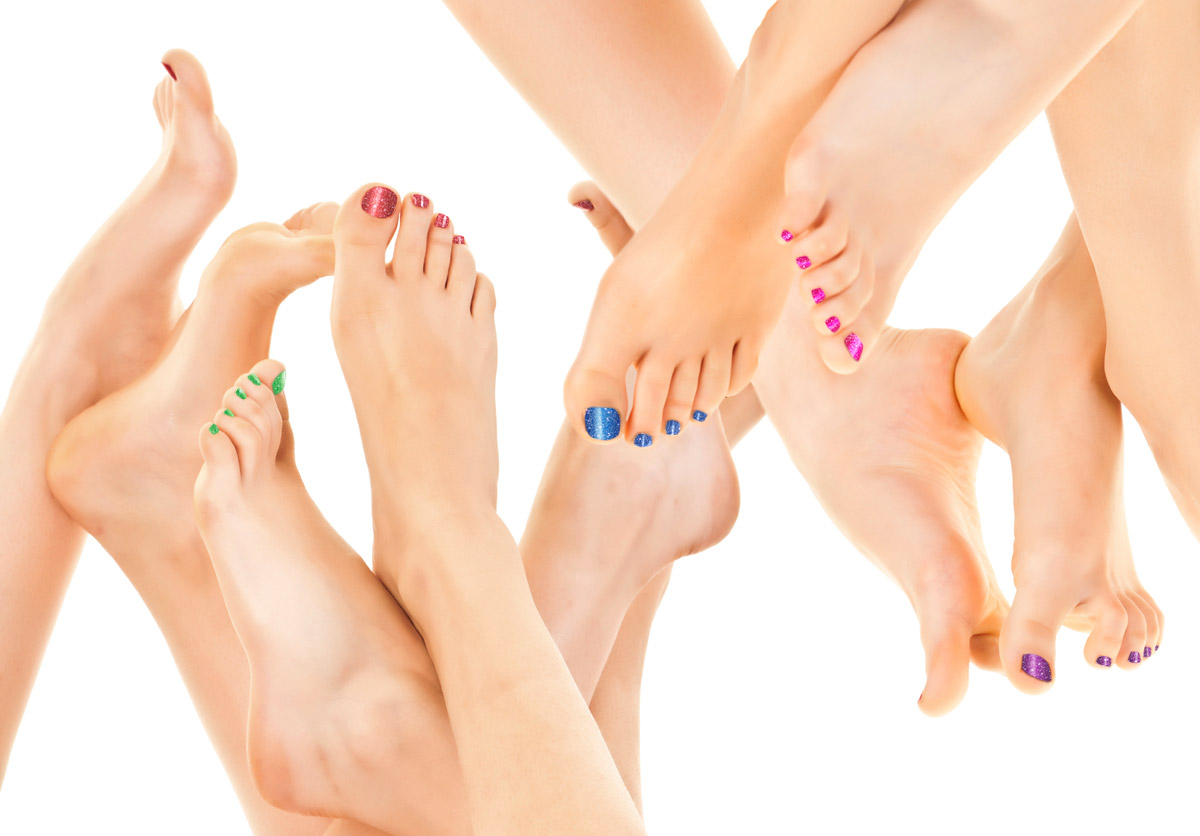 - File & Colour Polish £20File & French Polish £25Express Pedicure £40Nail shape & cuticle tidy, foot file, exfoliation, moisturiser & colour polish.Express French Pedicure £40Nail shape & cuticle tidy, foot file, exfoliation, moisturiser & French polish.Foot Repair Treatment £40This treat for your feet includes a warm foot soak, nail and cuticle tidy, exfoliation followed with warm foot mask for hydration and finished off with moisturiser. Feel good about your feet and feel like your walking on air. No polish included but you can add one if you like as we focus on repairing your feet and rehydrating them.Luxury Pedicure (including plain or French polish) £50A very thorough treatment where the feet are soaked, the nails are cut, filed, shaped and cuticles tidied. Skin is exfoliated and a warm foot masque applied to soften the skin before a relaxing foot massage and professional colour polish is applied.