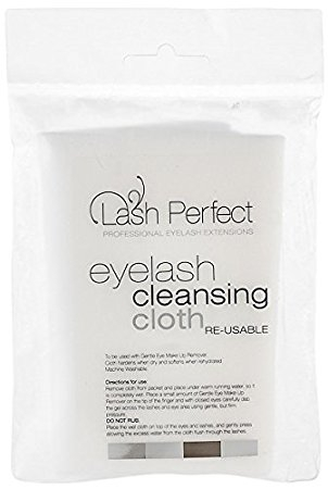 Lash Perfect Eye Cleansing Cloth Spa Urban Oasis Debenhams Manchester City Centre