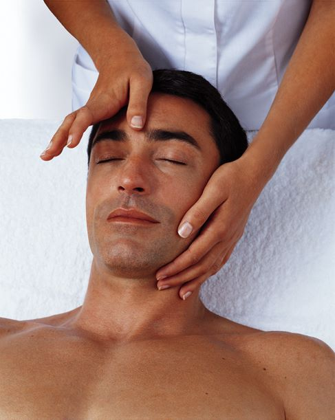 Man In the MirrorSothys homme Facial55 Minutes - The ultimate detoxifying and de-stressing treatment for men. Hydrates skin parched or sensitised by shaving. A relaxing shoulder and scalp massage to ease you into the treatment, which uses fantastic products for hydrating, preventing fine lines and wrinkles and nourishing the skin. Hot scented towels are regularly applied to deepen the effectiveness of this fantastic treatment.£70