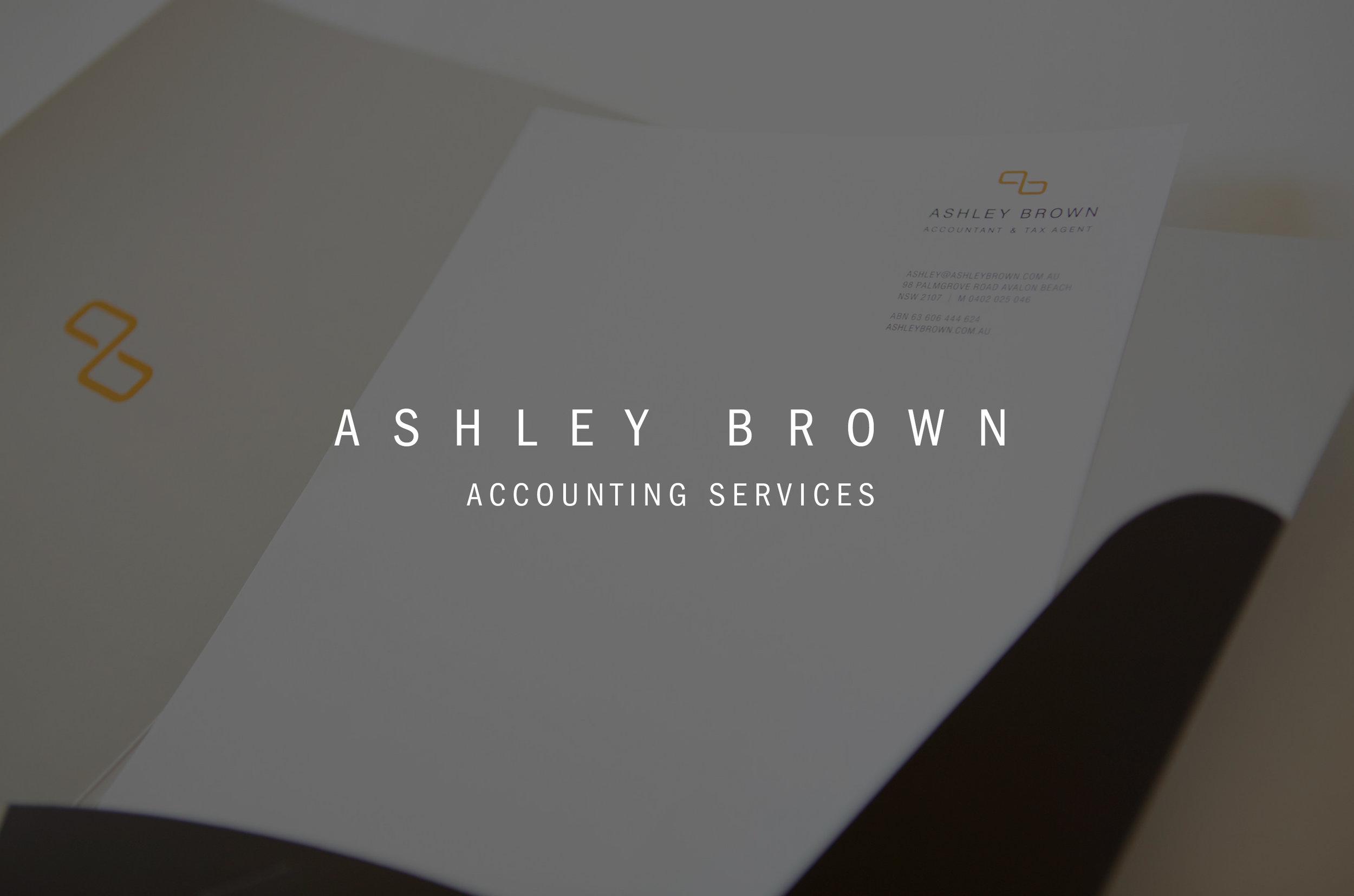 ashleybrown accountant tax agent