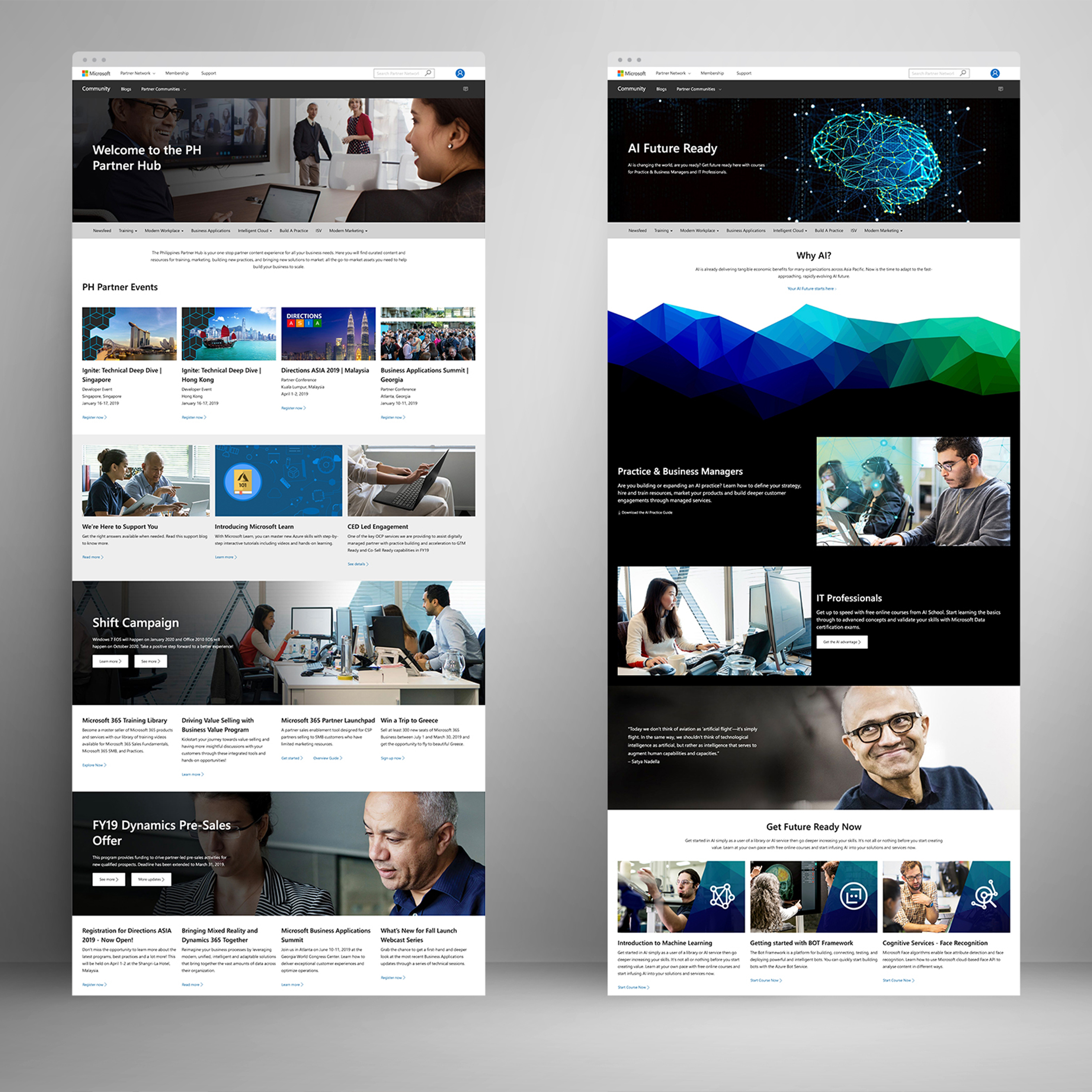 Microsoft Partner Hub APAC