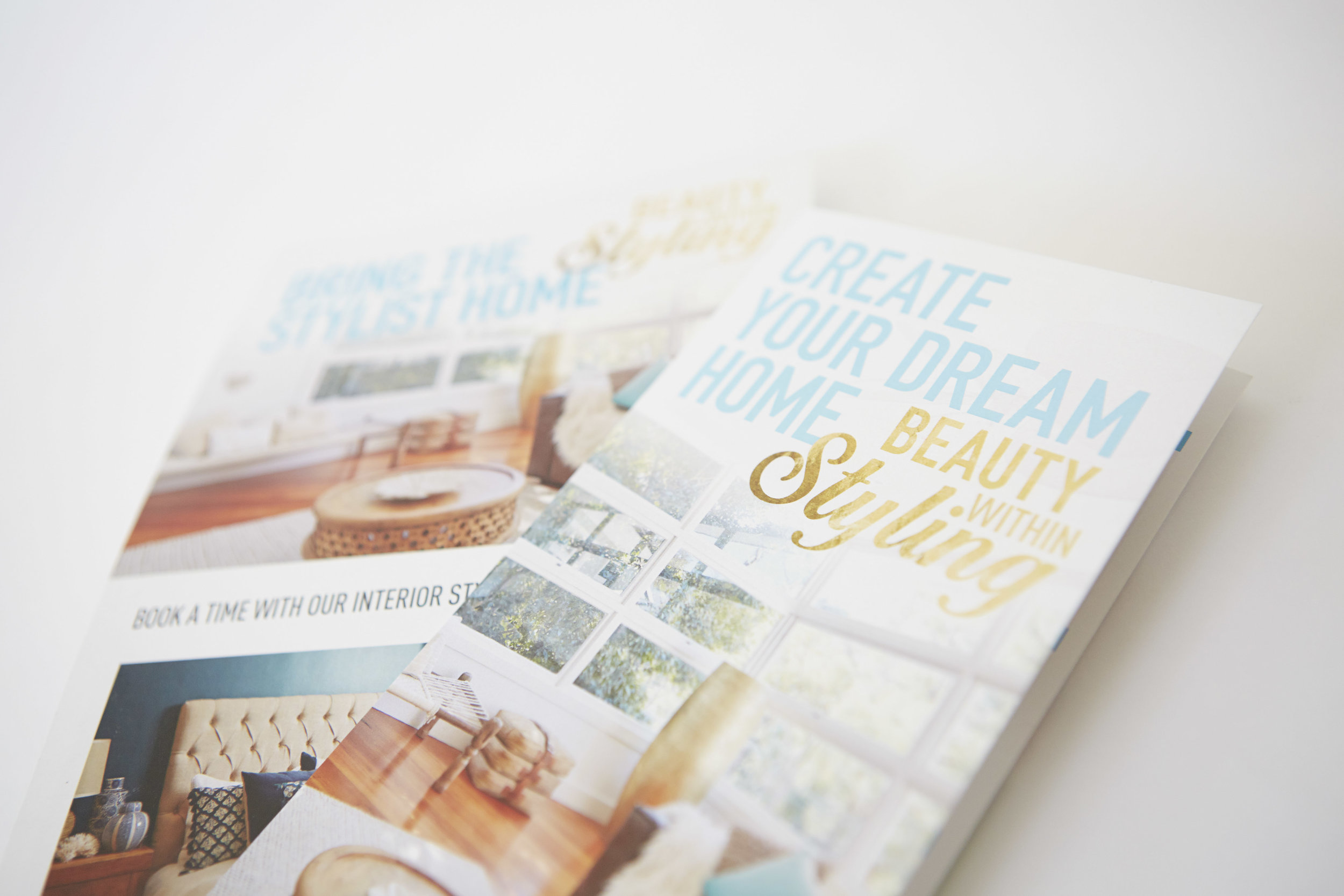 Beauty Within Styling Branding