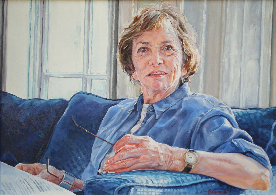 Joan Bakewell CBE