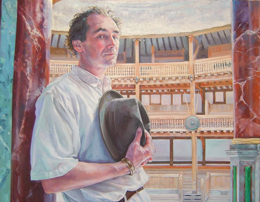 Mark Rylance, Artistic Director Shakespeares Globe