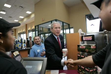 George Bush Coffee