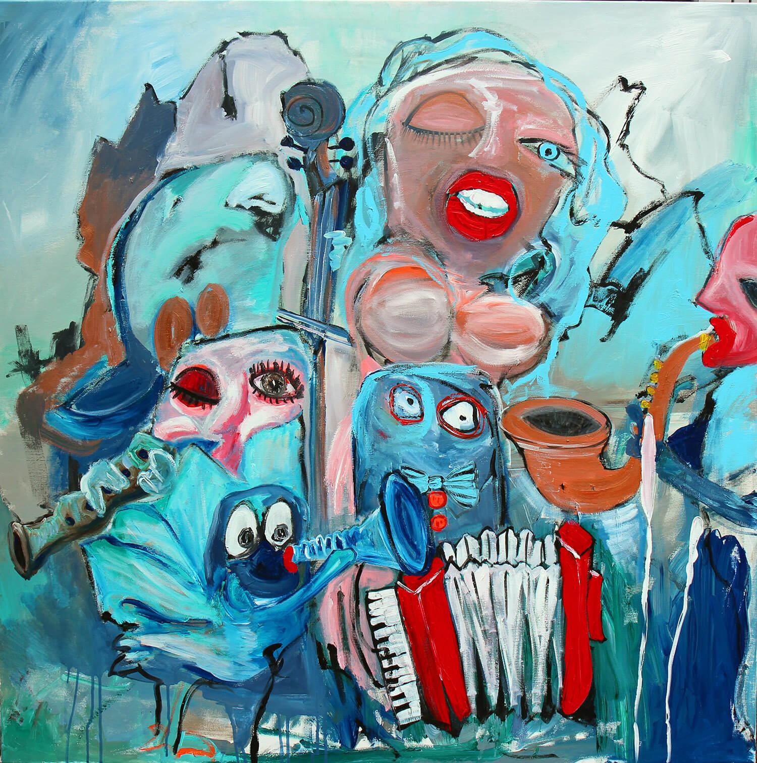 How Jazz Was Born (solgt)
