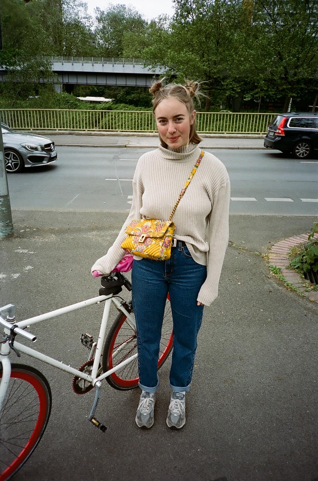Malou, born in Aarhus (Denmark)