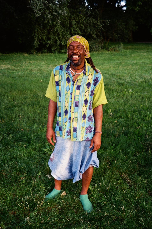 Mark, born in Kingston (Jamaica)