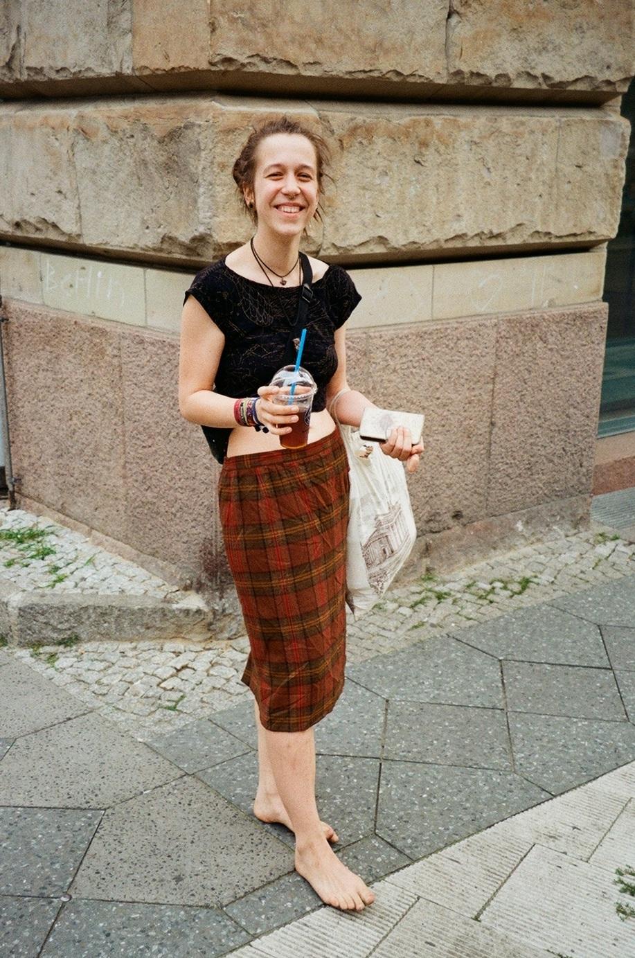 Kessi, born in Rostock (Germany)