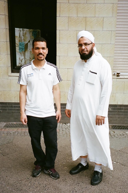 Fadili & Talal, born in Dait Al Arab (Lebanon) & Al Dakhla (West Sahara)