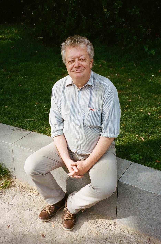 Heinz, born in Bochum (Germany)