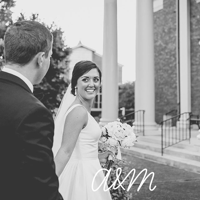 "Insert song ""Chapel of Love"" @jill11rose everything about this day from your dress to every detail you put so much thought into, was so perfect!"