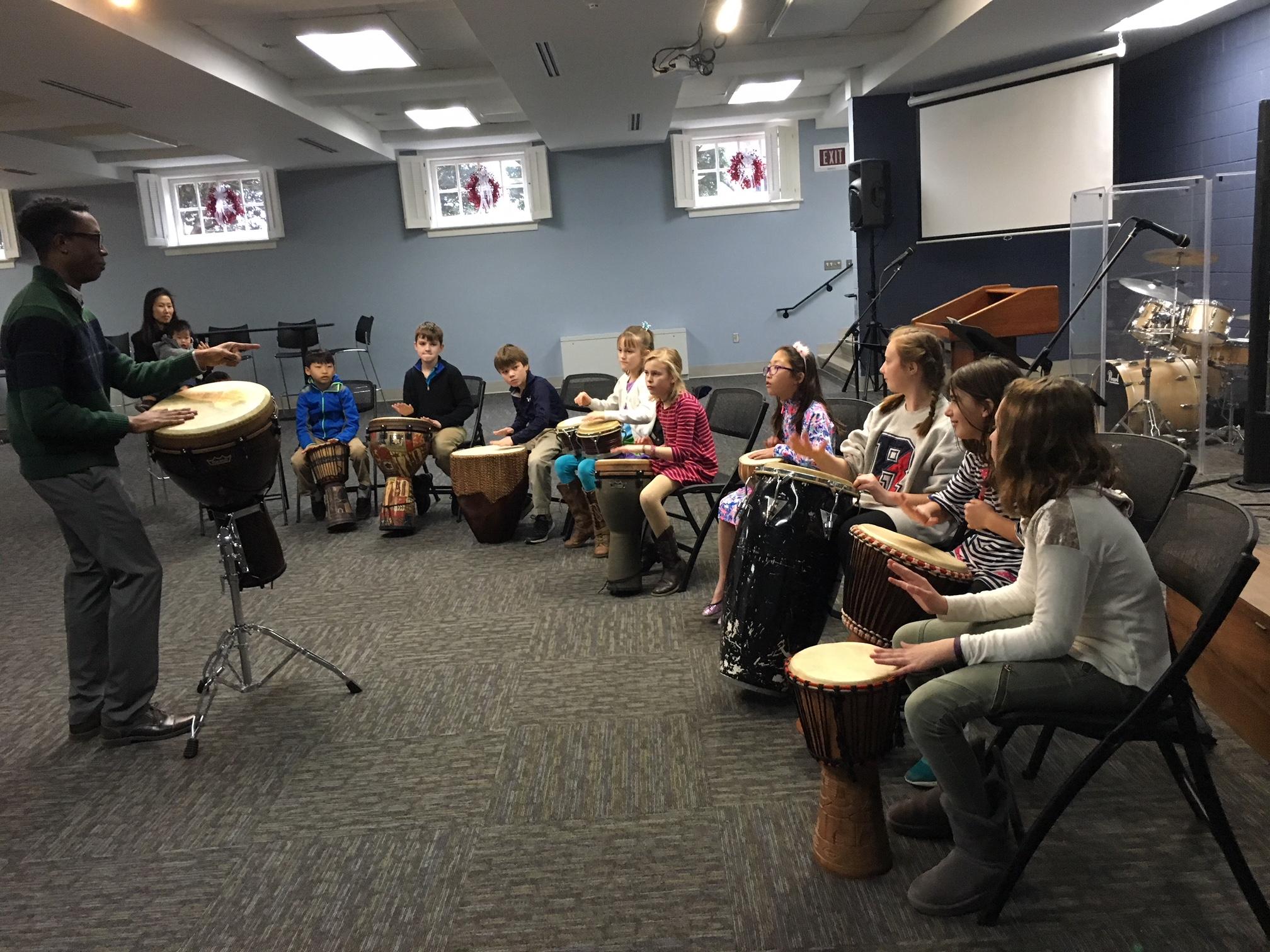Music — First Presbyterian Church, Richmond Virginia