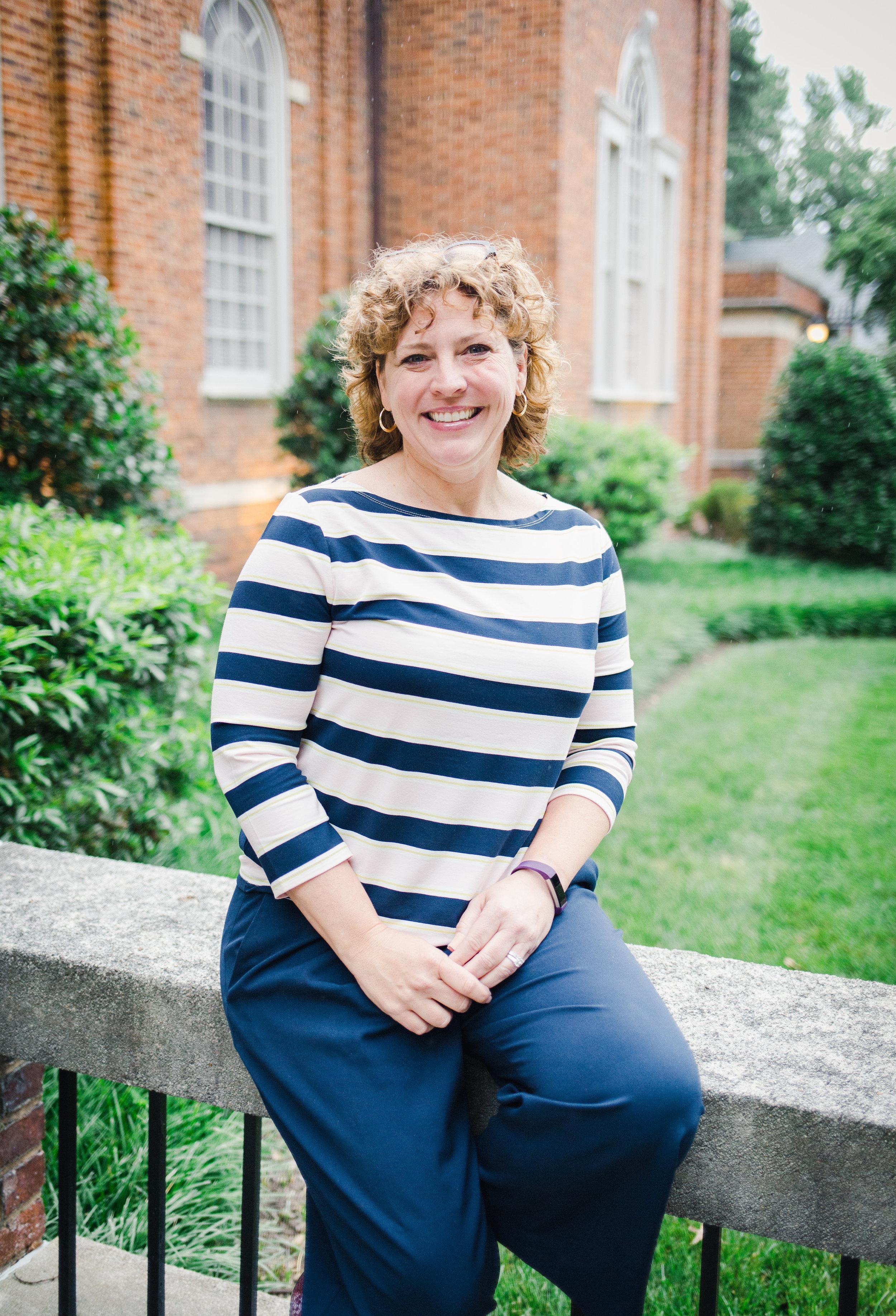 Heather Cooper, Elder