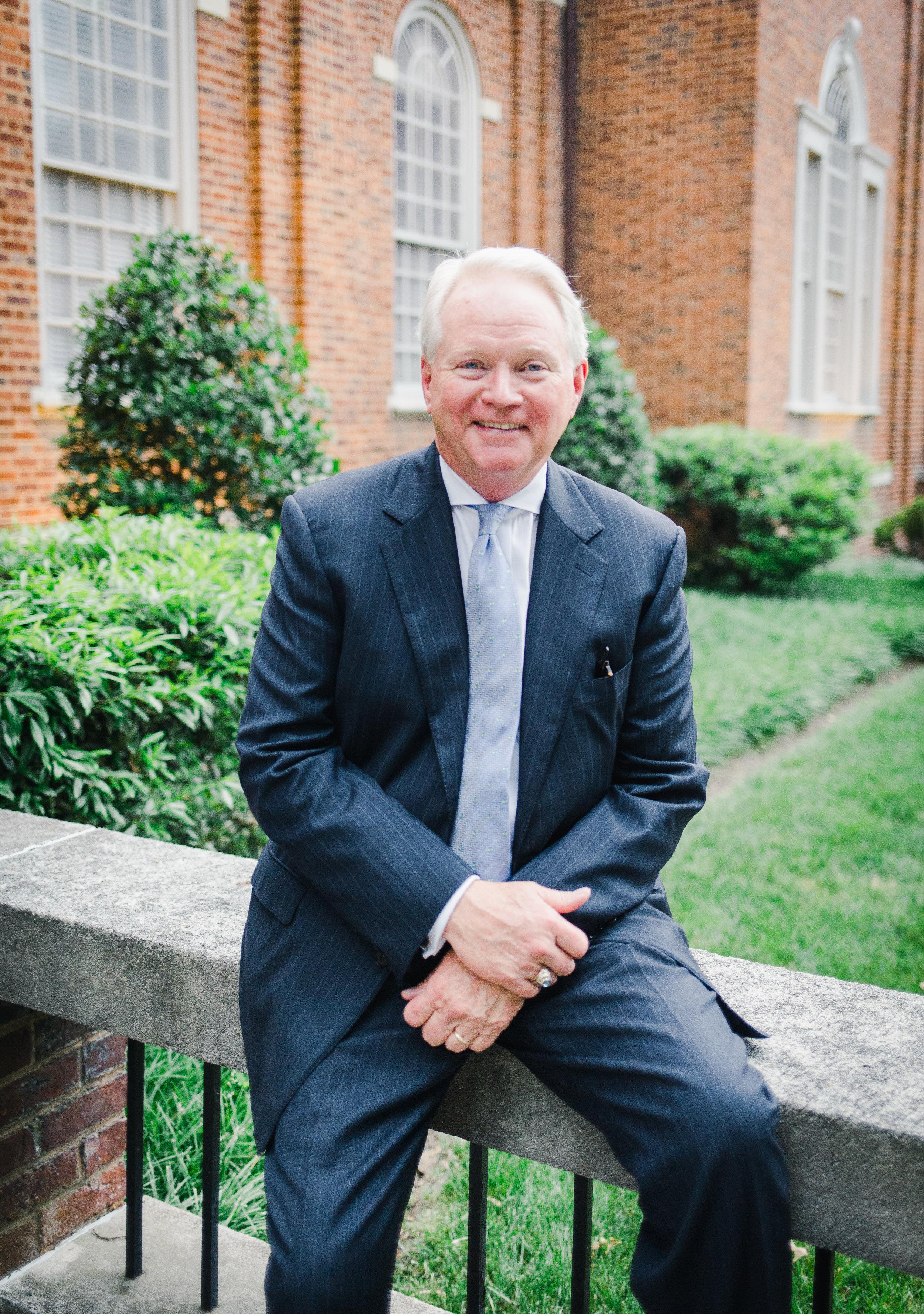 Bruce Arnett, Elder
