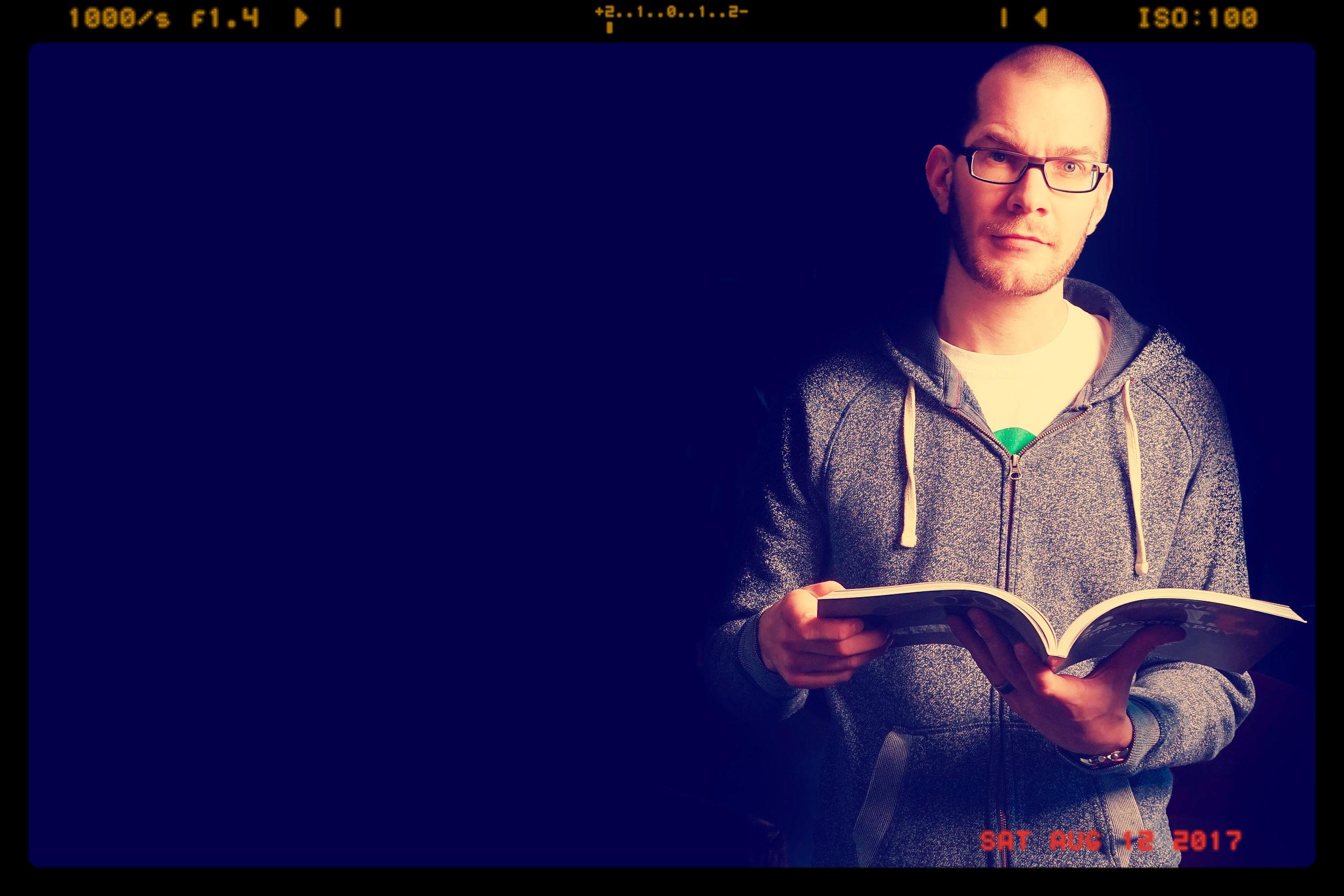 Haje Jan KampsCo-Founder and CEO, LifeFolder - TEACHING A ROBOT ABOUT DEATH