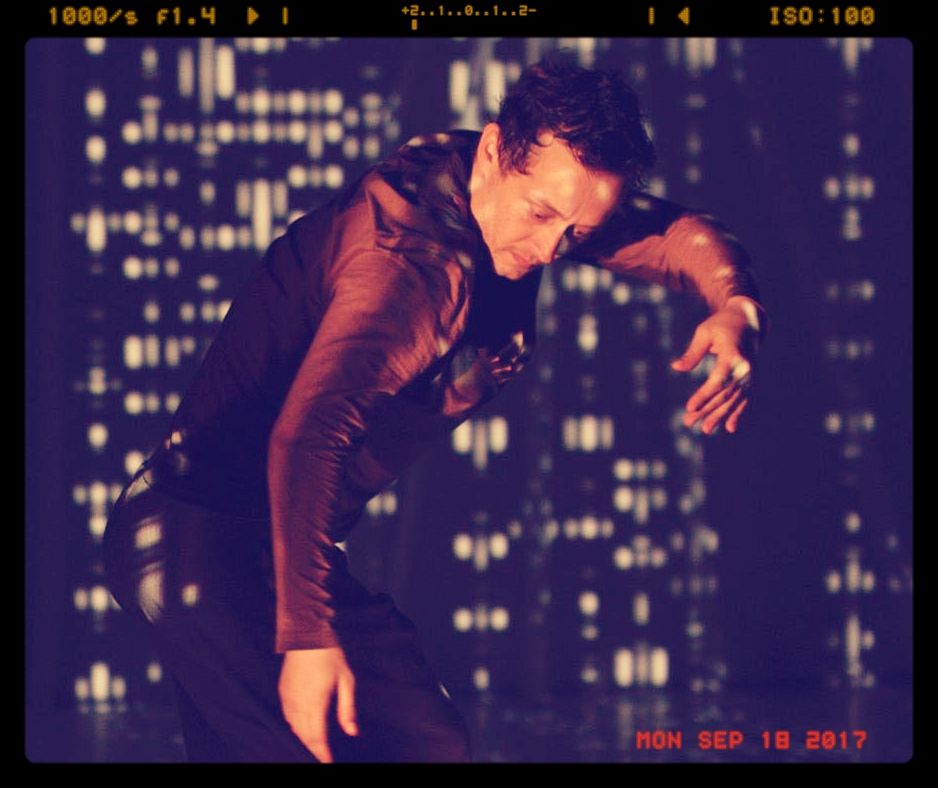 Christian 'Mio' LoclairCreative Director, Waltz Binaire - DANCING WITH AI