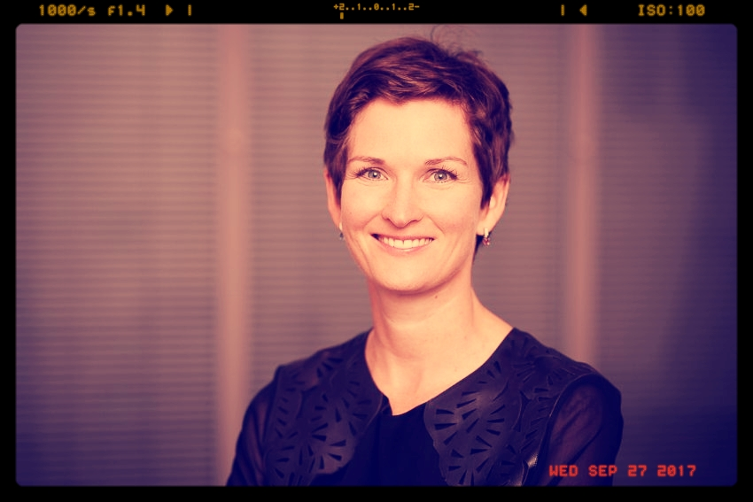 Judith WallensteinSenior Partner, BCG,and Director, BCG Henderson Institute Europe - THE FUTURE OF WORK