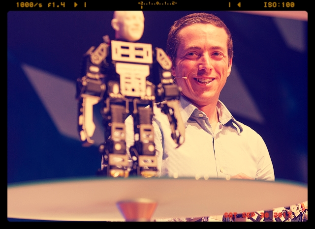 Limor SchweitzerFounder and CEO, RoboSavvy - MOBILE MACHINES AND HUMANS