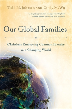 Co-authored with Todd M. Johnson, Our Global Families is a survey of global Christianity and the challenges and prospects facing the global church today. (Baker Academic, 2015)