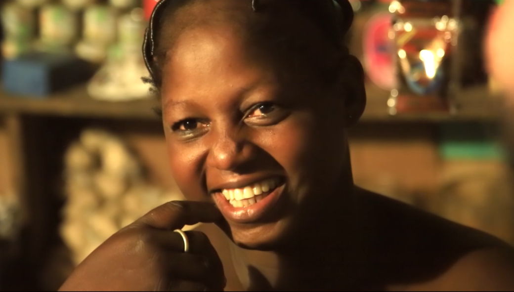 Julienne - femme entrepreneure