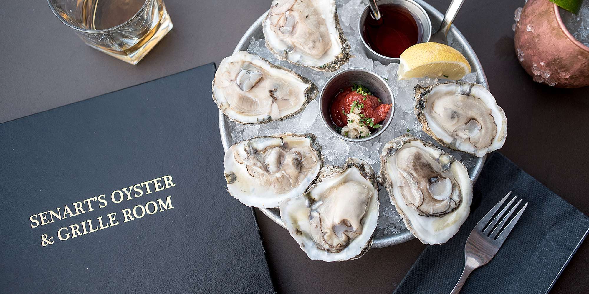 SENART'S OYSTER AND GRILLE ROOM