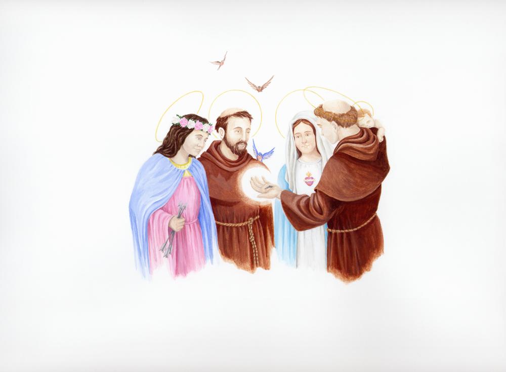 St. Anthony Finds G.I. Joe's Gun