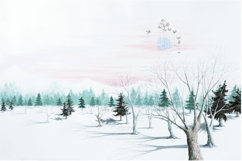 Flight Over Birdman's Forest