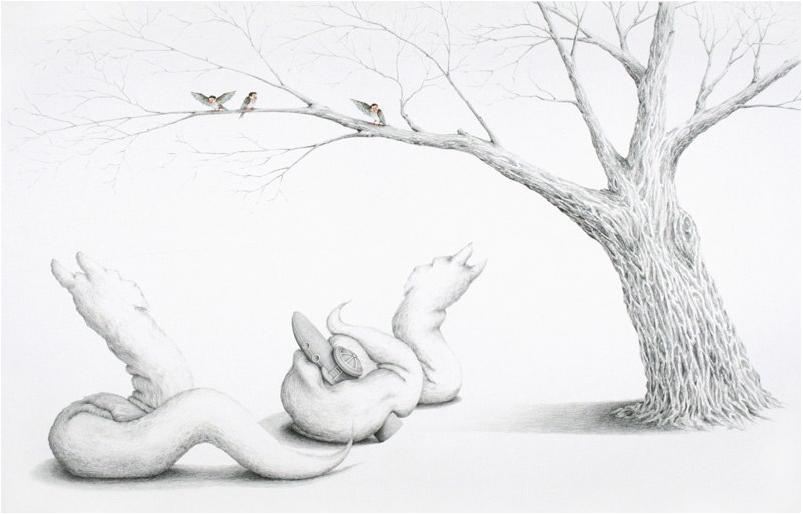 The Wormbunnies Consult the Birdmen