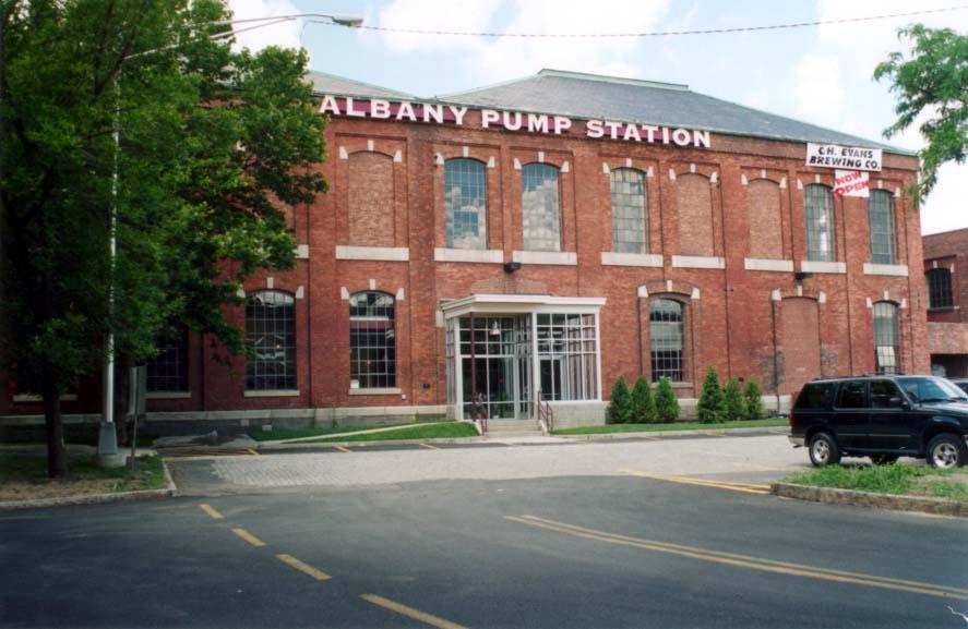 Albany Pump Station  Albany, NY
