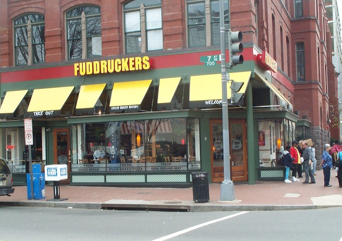 Fuddruckers Restaurants   Locations in the U.S. and abroad