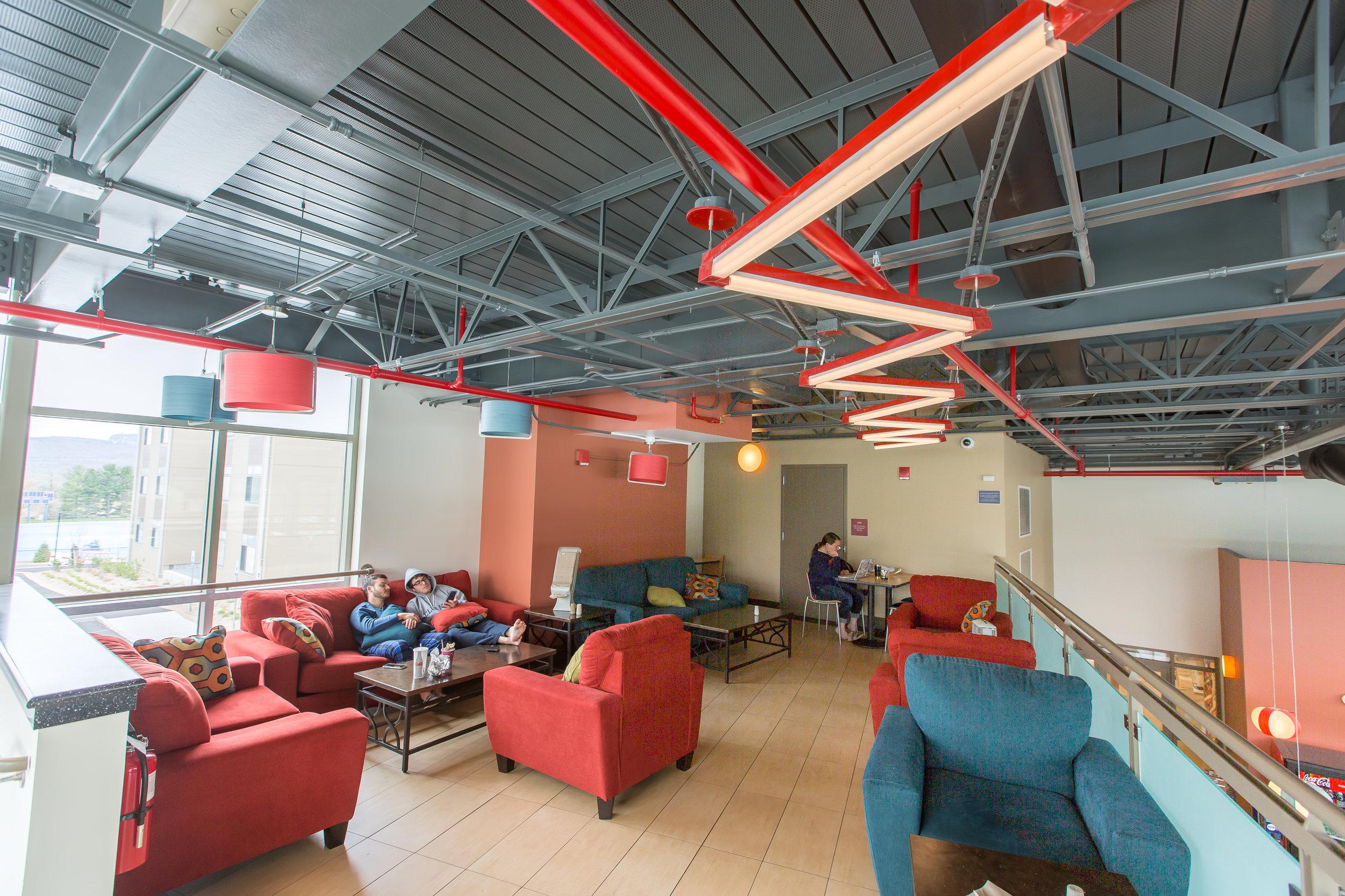 Ridgeview Cafe  SUNY New Paltz