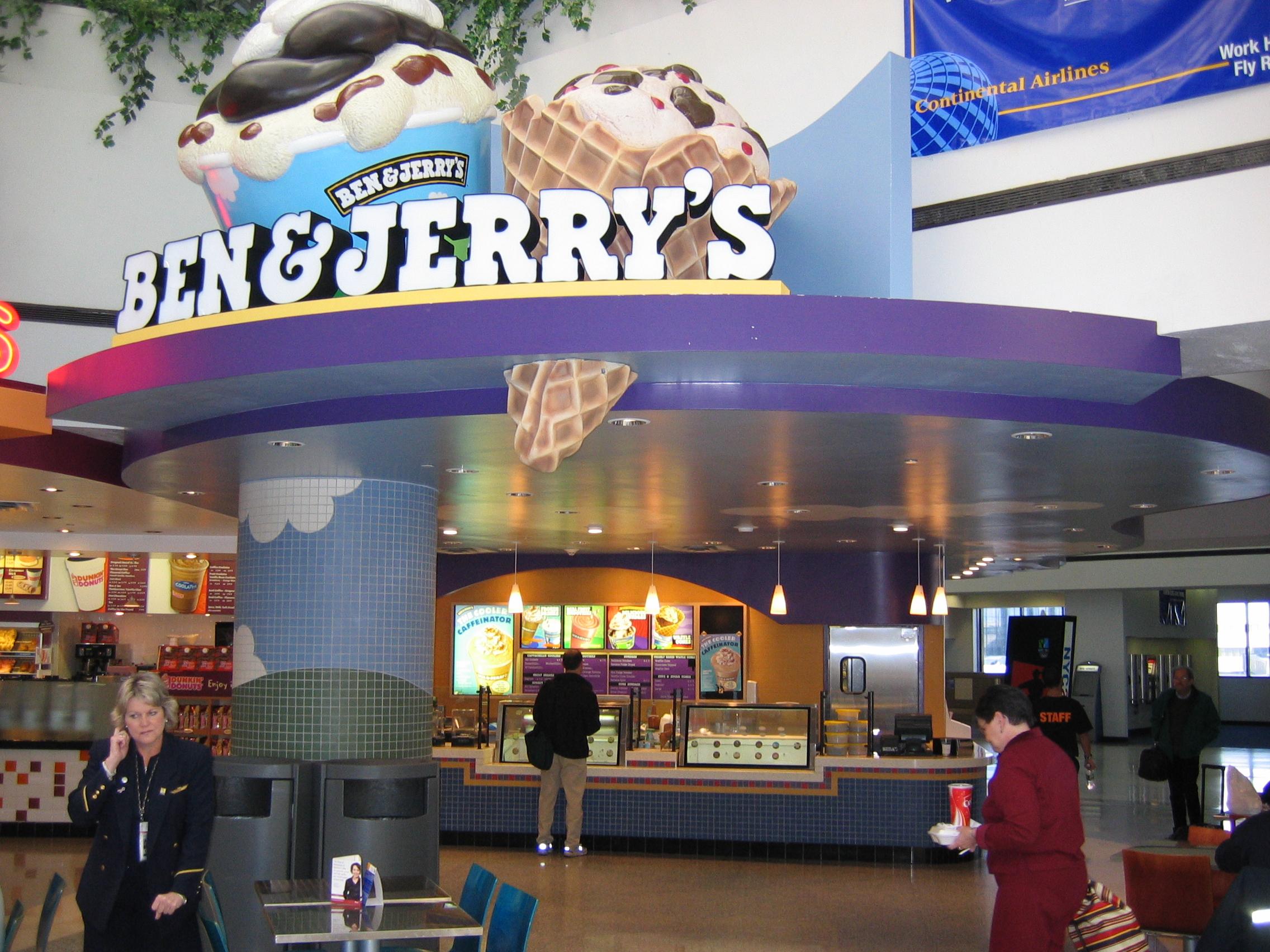 Ben & Jerry's  Newark, NJ