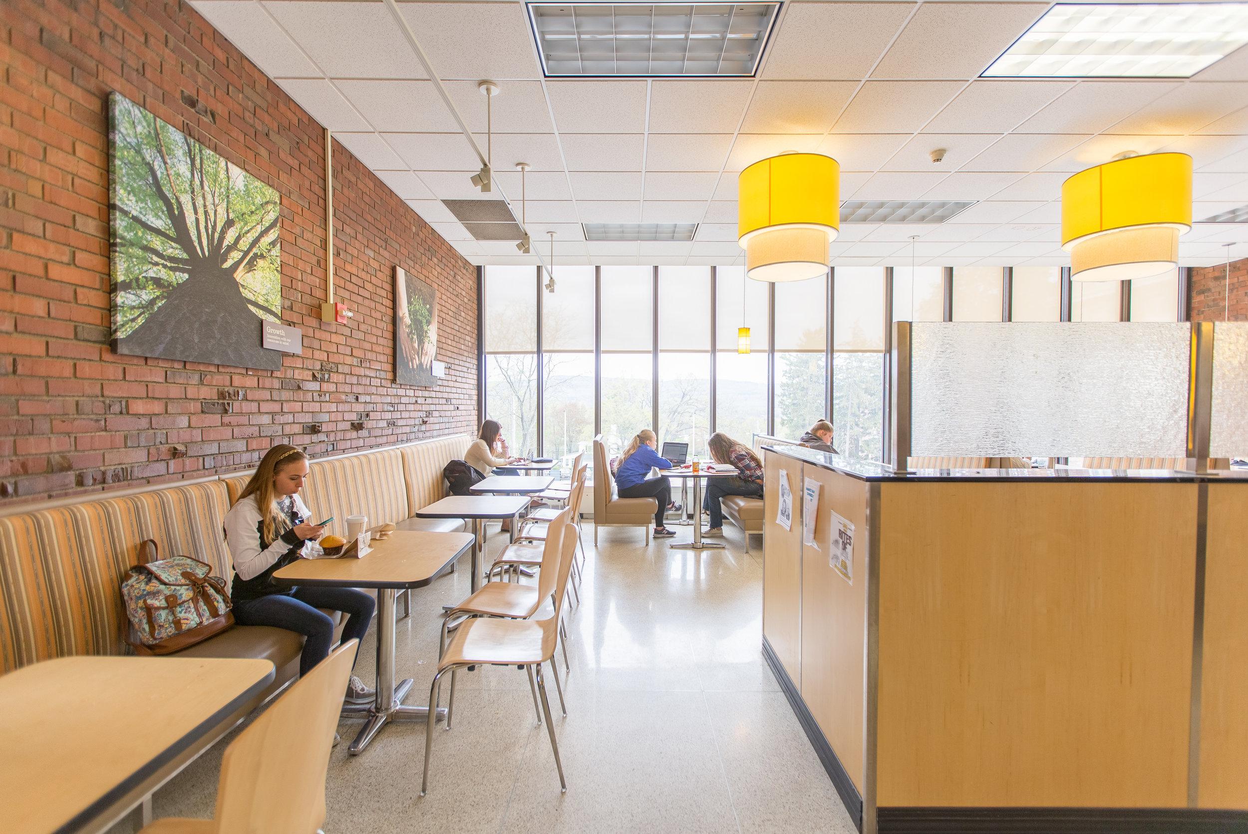 Jazzman's Cafe  SUNY New Paltz