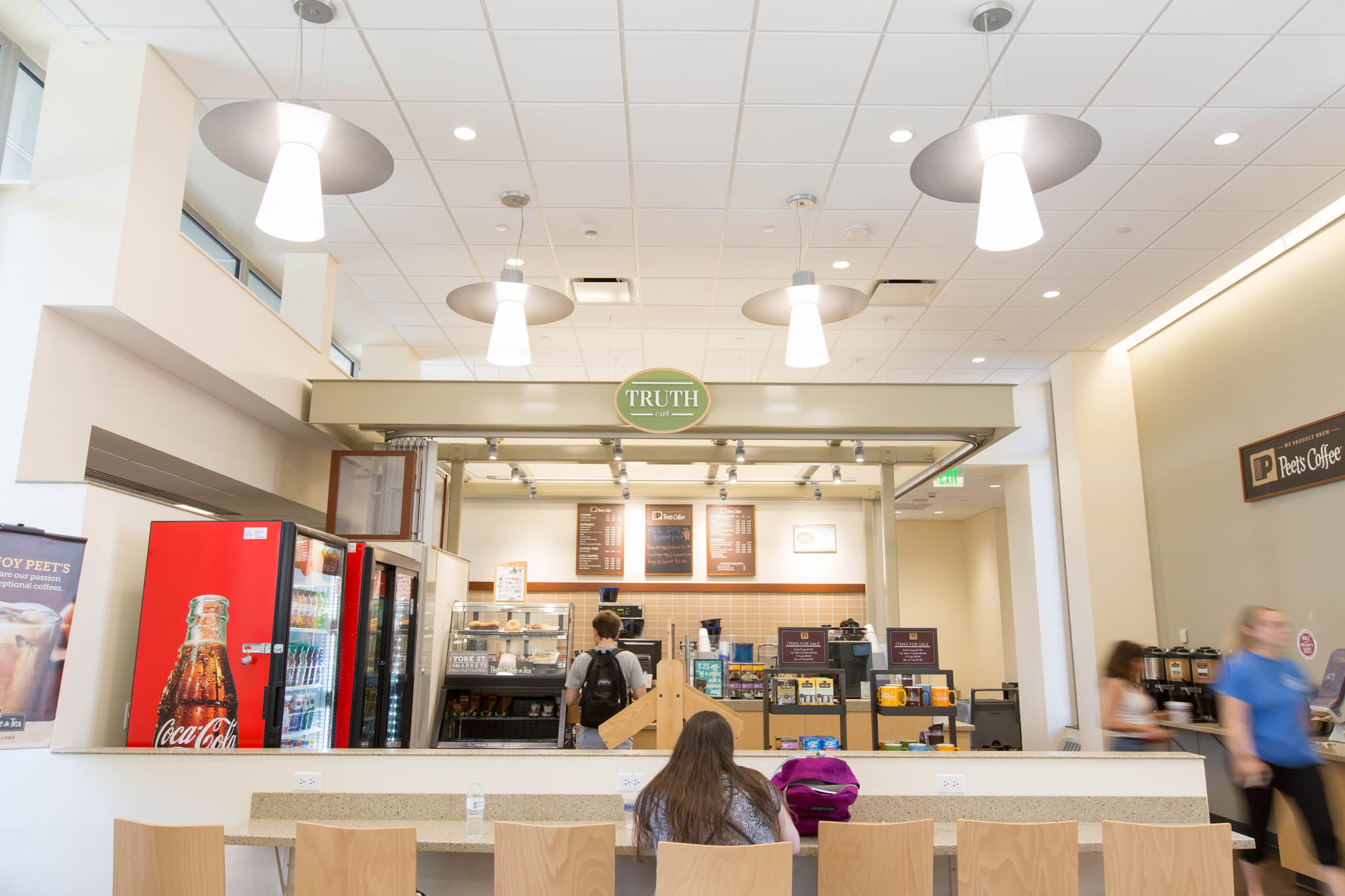 Truth Cafe  SUNY New Paltz