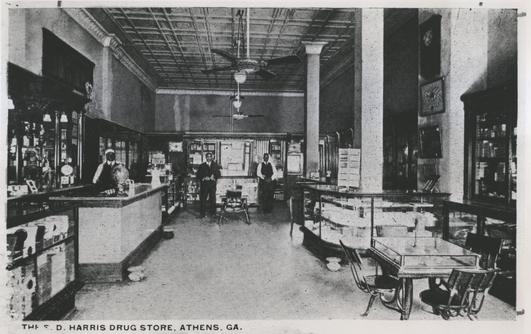 The Original E.D. Harris Pharmacy
