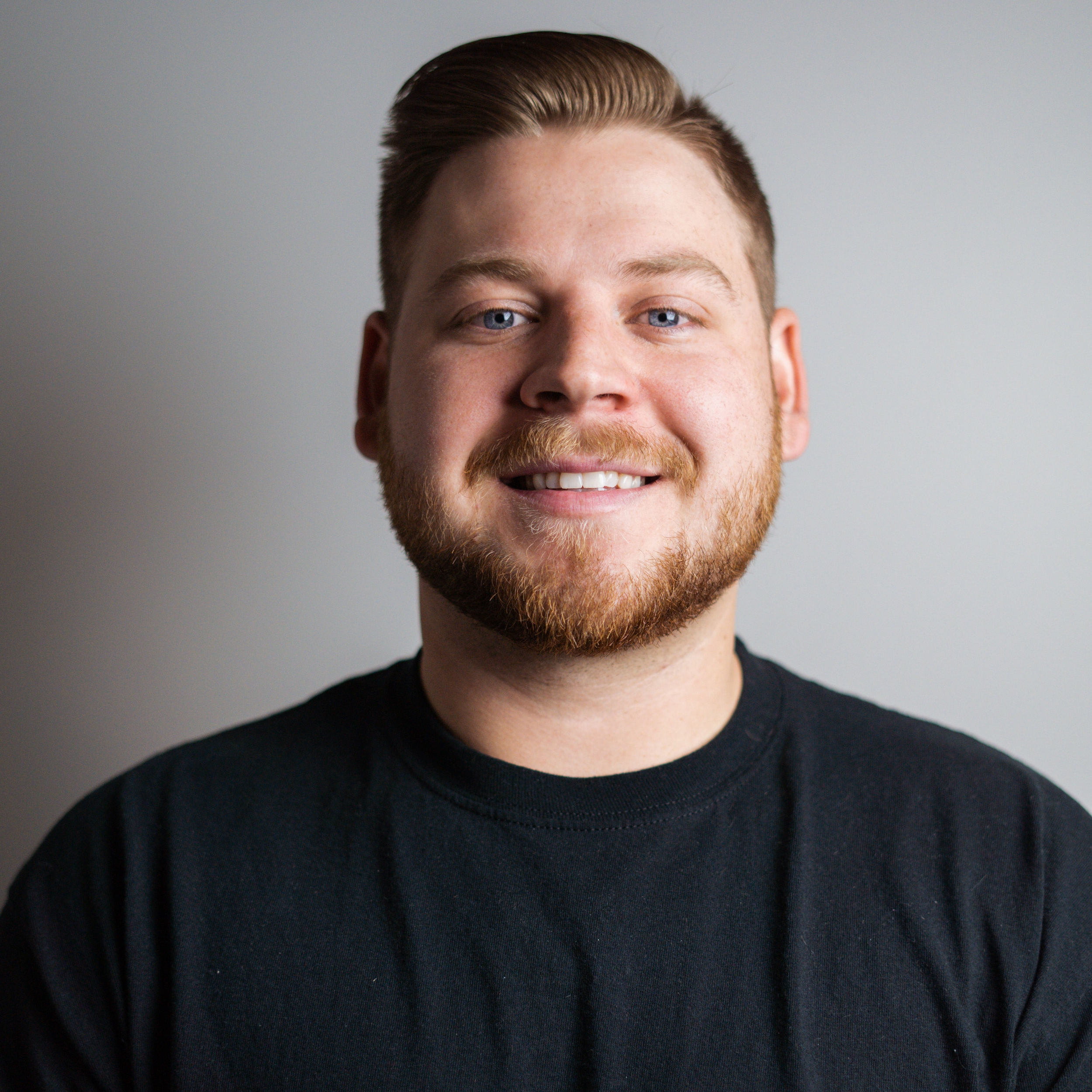 Adam Russell - Administrative Assistant / Content Editor