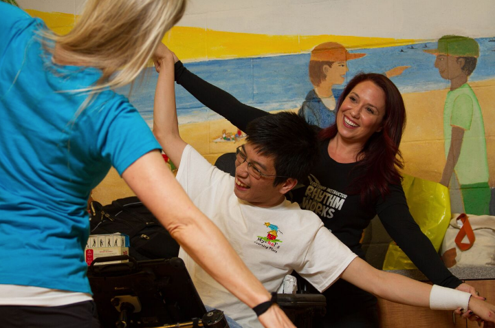 Tricia Gomez Rhythm Works Integrative Dance