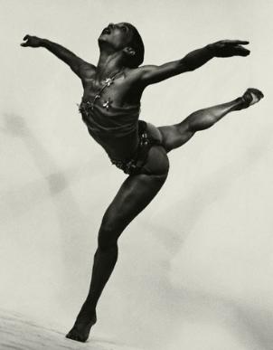 Janet Collins Brave Ballerina