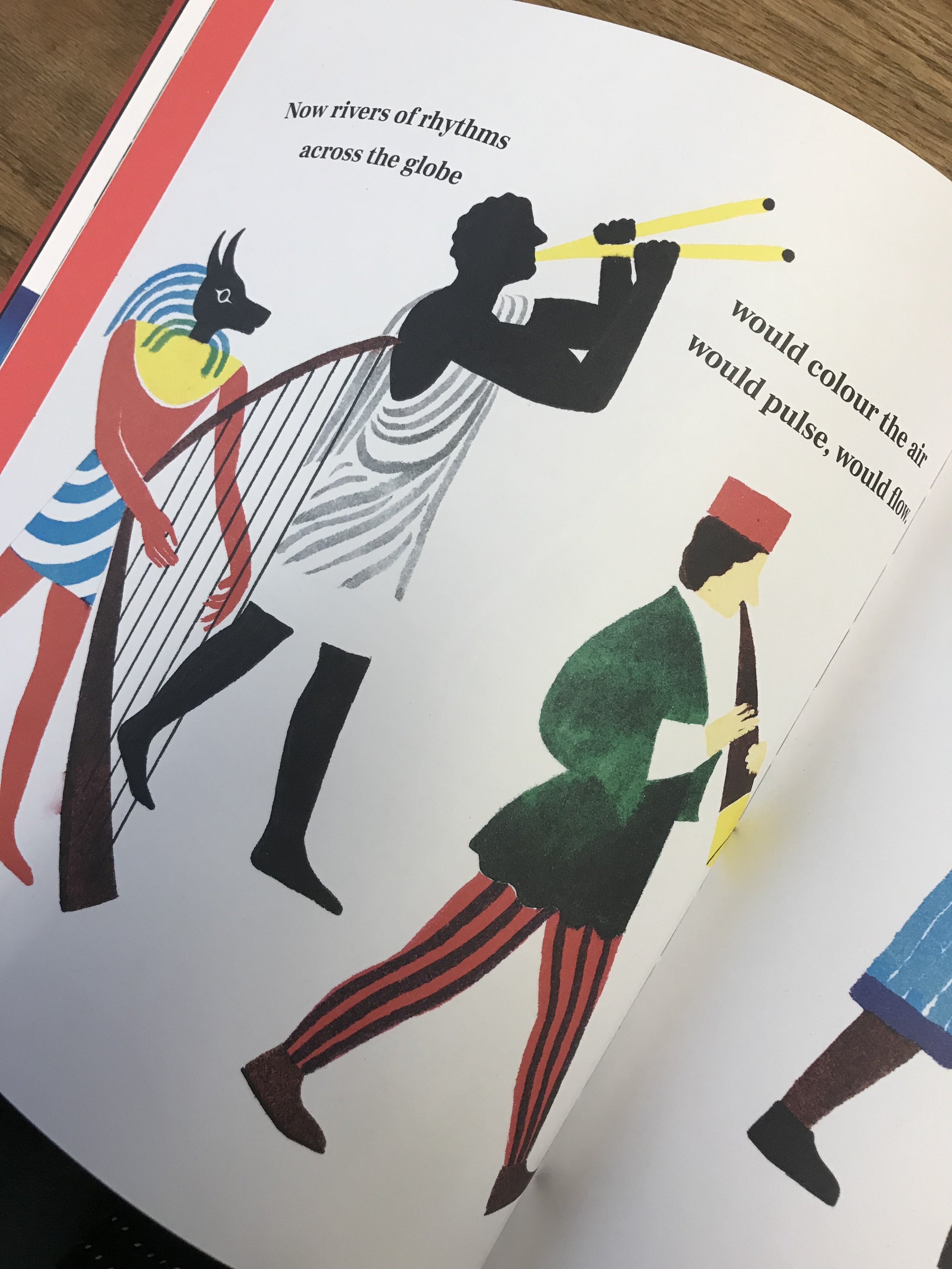once upon a rhythm book in dance class
