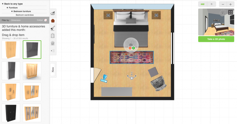Source: Roomstyler 3D Home Planner