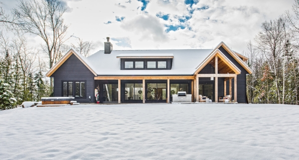 Consider the style and shape of your custom hope, and the type of roof you want